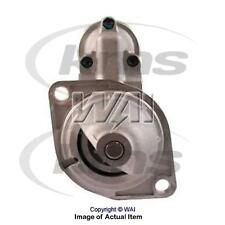 New Genuine WAI Starter Motor 18365N Top Quality 2yrs No Quibble Warranty