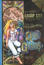 Girl Genius Volume 2: Agatha Heterodyne & The Airship City-ExLibrary