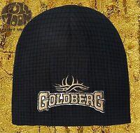 New WWE Bill Goldberg Authentic Knit Mens WWF Winter Hat Cap Beanie