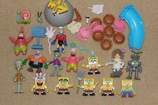 imaginext spongebob squarepants mermaid man barnacle bob huge action figure lot