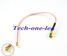 10pcs 5.9'' MMCX Female to IPX U.FL WIFI Antenna Extension cable Pigtail Coax