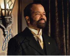 Jeffrey Wright Signed Autographe 20x25cm keuf Empire en personne autograph