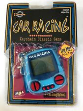 CAR RACING KEYCHAIN CLASSIC GAME - 1999 MGA - ELECTRONIC HAND HELD