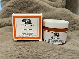 *NEW* GINZING - Energy Boosting Gel Moisturizer