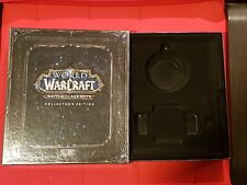 World of Warcraft: Battle for Azeroth Collector's Edition ***empty box only ***