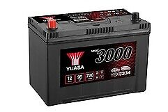 Yuasa YBX3334 Standard Battery