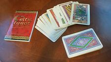 The Celtic Tarot Deck Irish Myth Rare Set