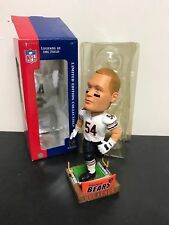 Brian Urlacher CHICAGO BEARS HALL of FAME LEGEND Limited Edition Bobblehead