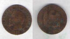 "Pièce de monnaie ""NAPOLEON III"" (1855)"