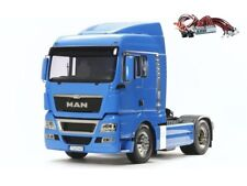 Tamiya MAN TGX 18.540 4x2 XLX - French Blue 1:14 Truck + LED-Licht #300056350LED
