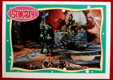 STINGRAY - Card #20 - Titanica's Throne Room - Topps, 1993 - Gerry Anderson