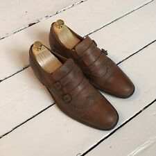 Belstaff Double Monk Strap Shoes Sz 44