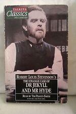 Dr Jekill and Mr Hyde by R L Stevenson: Unabridged Cassette Audiobook (QQ5)