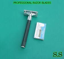 SAFETY RAZOR  W/5PCS DOUBLE EDGE RAZOR BLADES Surgical Instruments