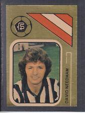 FKS - Soccer Stars 78/79 Golden Collection - # 233 D Needham - Nottingham Forest