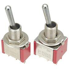 Película en Miniatura Interruptor SPST SPDT Interruptor DPDT de rango 3PDT 4PDT Luz De Poste coche Dash