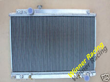 56MM ALUMINUM RADIATOR for TOYOTA SUPRA MA70 7M-GTE TURBO AUTO