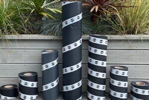 DPC Roll Damp Proof Course Membrane Brick Block Work 500mu / 2000 gauge 5m - 30m