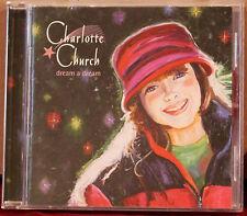 SONY CD SK-89463: Charlotte Church - Dream a Dream - 2000, CANADA, NM
