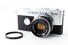 [FedEx] Olympus PEN FT Half Frame Film Camera w/F.Zuiko 38mm f/1.8 Lens [Exc++]