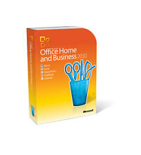 Office Home & Business 2010 PKC DK