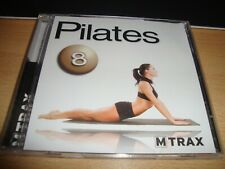 Pilates 8 Doppel CD ähnl. move ya Entspannung Relax Chill out
