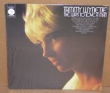 Tammy Wynette The Ways To Love A Man NEW SEALED LP vinyl record columbia REISSUE