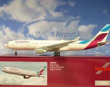 Herpa ALI 1:200 Airbus A330-200 Eurowings D-AXGA 557399