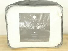 Hotel Collection FULL/QUEEN Down Comforter European White Light Weight A99219