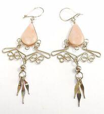 Quartz Women Earrings South American Jewellery