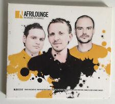 CD Afrilounge In Order To Dance Mint Techno, Minimal original verpackt 2008
