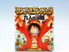 ONE PIECE Collection Nine Pirates 12 FIGURES Bandai Full Complete Set