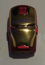 Minigz Iron Man Mask Usb Stick 64gb Memory Keyring Flash Drive Super Hero Gift