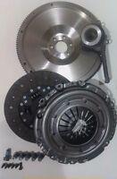 VW GOLF 1.9TDI 1.9 TDI 96KW ASZ  FLYWHEEL, CLUTCH KIT, CSC & ALL BOLTS