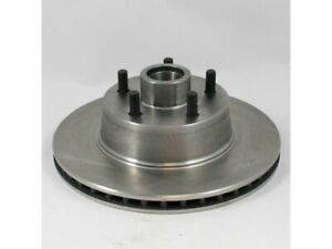 Front Pronto Brake Rotor and Hub Assembly fits Ford Fairlane 1968 32TXWH