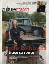 Coupure de presse Clipping 2012 Annie Leibovitz  (4 pages)