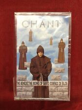 Chant by Benedictine Monks of Santo Domingo de (Cassette, Mar-1994) NEW Sealed