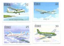 Aviation set of 4 mnh - Ireland-Boeing-Douglas