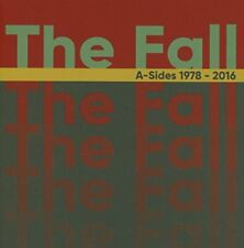 The Fall - A-Sides 1978-2016: Deluxe 3CD Boxset