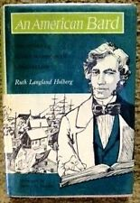 B0007E04GE An American bard;: The story of Henry Wadsworth Longfellow