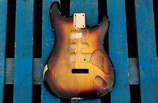 Eden Relic'd Series Empress Body Tremolo for Strat Guitar 3 Tone Sunburst