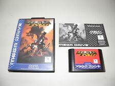 Red Zone   -  Sega Mega Drive / MD / PAL / 115