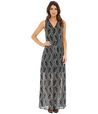 Michael Kors Burrel A-Line Maxi Dress size 6 RRP £165