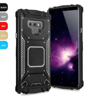For Samsung Galaxy Note 9 Metal Aluminum Magnetic Support Phone Case Cover