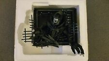Plaque Alien Wall Sculpture