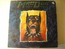 Mad Dog UK Heavy/Hard  PRIVATE PRESS! LP 1986 Stud Records STUDLP1