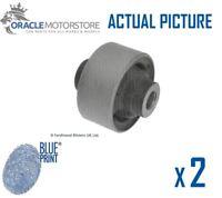 2 x NEW BLUE PRINT LOWER SUSPENSION ARM BUSH PAIR GENUINE OE QUALITY ADH28079