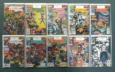 HEROES FOR HIRE (Marvel 1997) #1-19 + ANNUAL SIGNED! FULL SET LOT RUN ALL NM!