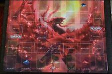 Double Playmat Yugioh! Black Rose Dragon
