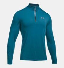 NWT Under Armour Threadborne Streaker ¼ Zip Men's Running Long Sleeve Shirt